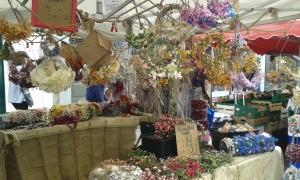 Londra, mercatino Portobello Road